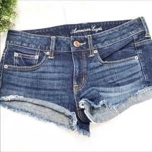 American Eagle outfitters women's jean short 2